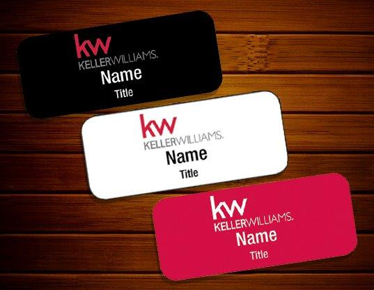 New To Networking How Real Estate Name Badges Can Help Break The Ice Bestprintbuy Real
