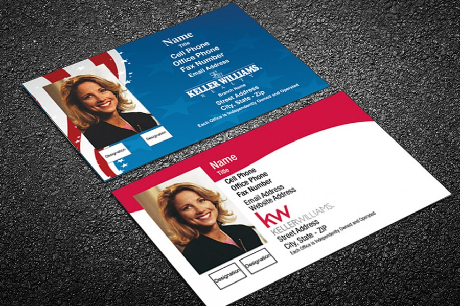 Effective real estate business cards assure your clients that you real estate business cards reheart Gallery