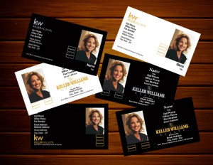 Real estate business cards are a subtle but successful way to standardpostcard reheart Choice Image