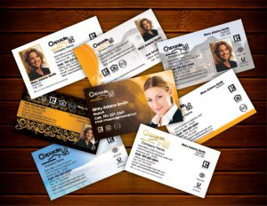 Customized real estate business cards a tool for building business this means brokers and agents needs consistent advertising branding and marketing campaigns to stay relevant real estate business cards are one of the reheart Gallery