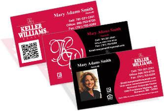 Keller williams business cards approved supplier keller williams real estate business cards colourmoves
