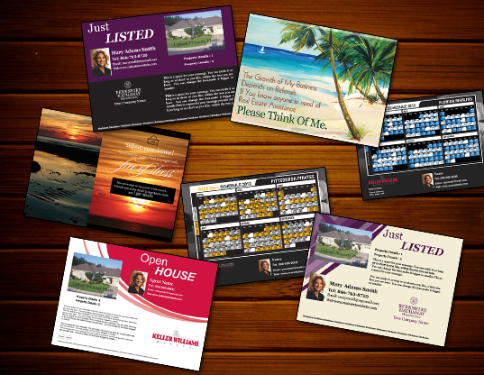 discount real estate postcards pictures