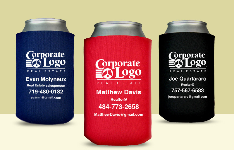 Better Homes and Gardens Real Estate Economy Can Coolers - BHGRE  personalized promotional products | BestPrintBuy.com