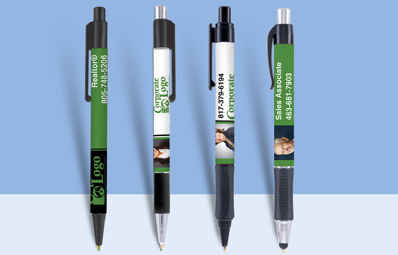 Better Homes and Gardens Real Estate Pens - BHGRE personalized promotional products | BestPrintBuy.com