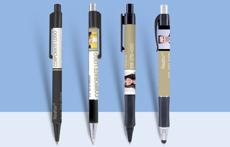 Century 21 Real Estate Pens - Century 21 personalized promotional products | BestPrintBuy.com