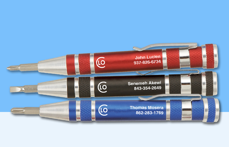 Century 21 Real Estate Screwdrivers - Century 21 personalized promotional products | BestPrintBuy.com