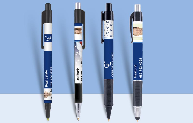 Coldwell Banker Real Estate Pens - Coldwell Banker personalized promotional products | BestPrintBuy.com