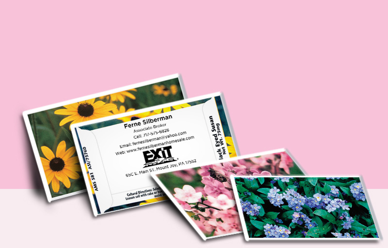 Exit Realty Real Estate Seed Packets - Exit Realty approved vendor personalized promotional products | BestPrintBuy.com