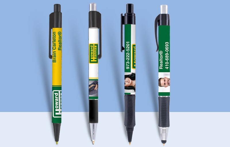 Howard Hanna Real Estate Pens - Howard Hanna personalized promotional products | BestPrintBuy.com