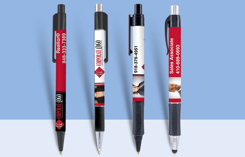 HomeSmart Real Estate Pens - HomeSmart Real Estate  personalized realtor promotional products | BestPrintBuy.com