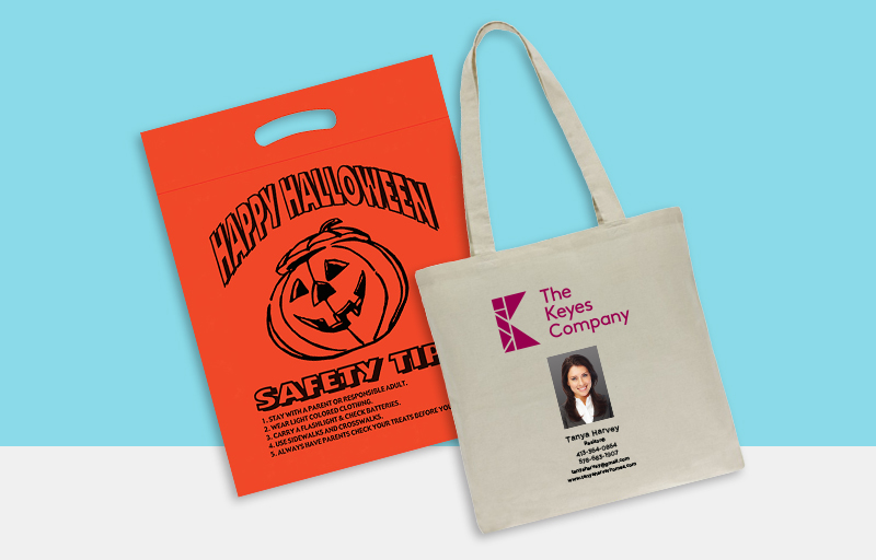 The Keyes Company Real Estate Bags - The Keyes Company personalized promotional products | BestPrintBuy.com