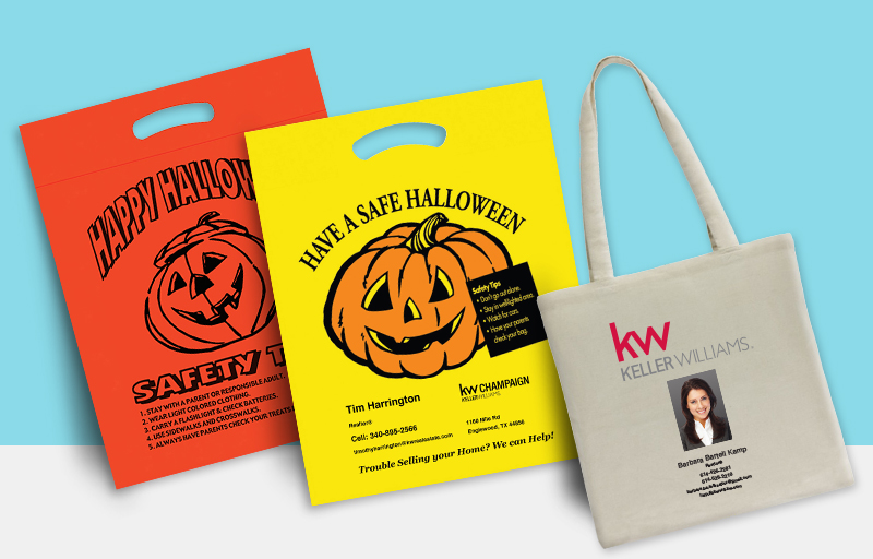Keller Williams Real Estate Bags - KW approved vendor personalized promotional products | BestPrintBuy.com