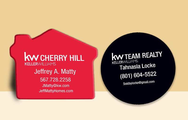 Keller Williams Real Estate Jar Openers - KW approved vendor personalized promotional products | BestPrintBuy.com