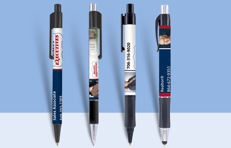 Realty Executives Real Estate Pens - Realty Executives personalized promotional products | BestPrintBuy.com