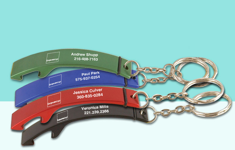 Real Living Real Estate Bottle Opener - Real Living Real Estate  personalized promotional products | BestPrintBuy.com