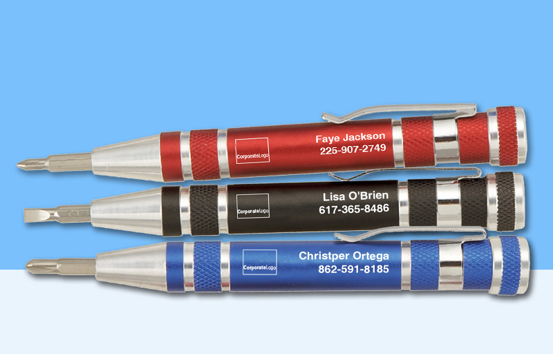 Real Living Real Estate Screwdrivers - Real Living Real Estate personalized promotional products | BestPrintBuy.com