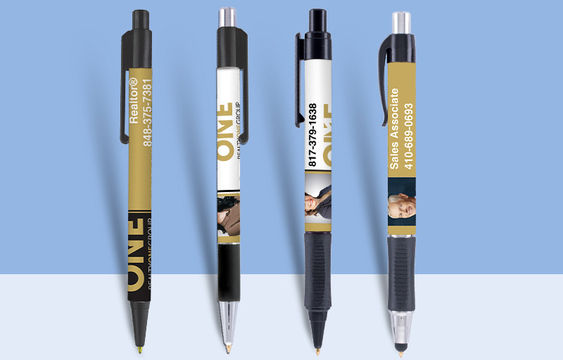 Realty One Group Real Estate Pens - Realty One Group personalized promotional products | BestPrintBuy.com