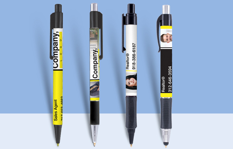Weichert Real Estate Pens - Weichert personalized promotional products | BestPrintBuy.com
