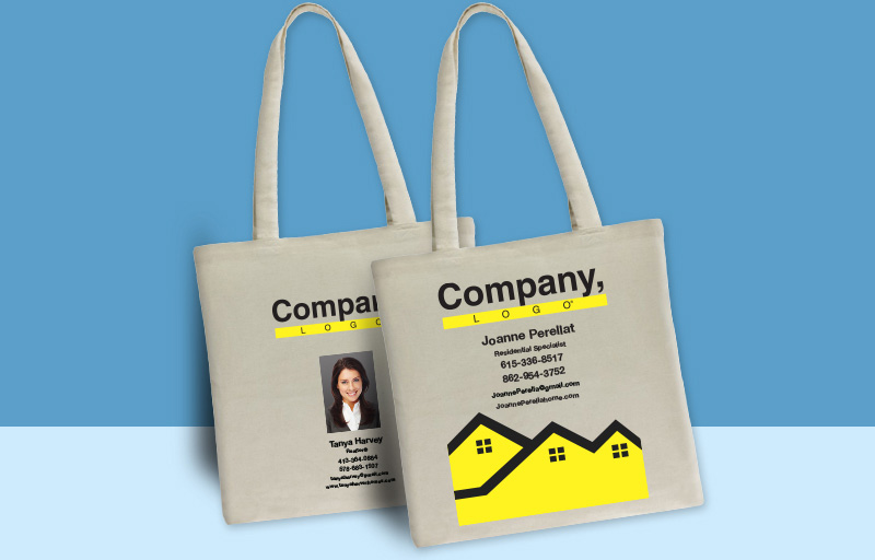 Weichert Real Estate Tote Bags - Weichert personalized promotional products | BestPrintBuy.com