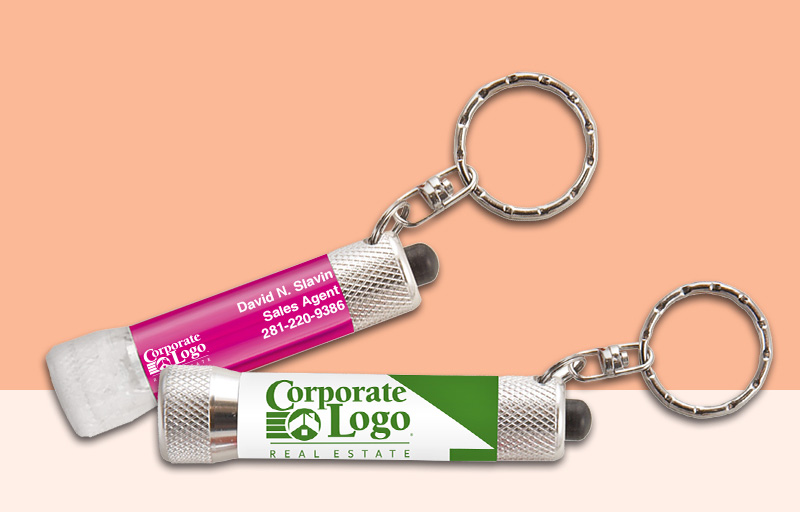 Better Homes and Gardens Real Estate Flashlights - BHGRE personalized promotional products | BestPrintBuy.com