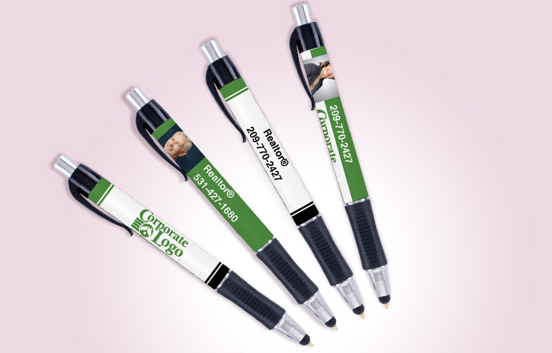 Better Homes and Gardens Real Estate  Vision Touch Pens - BHGRE promotional products | BestPrintBuy.com