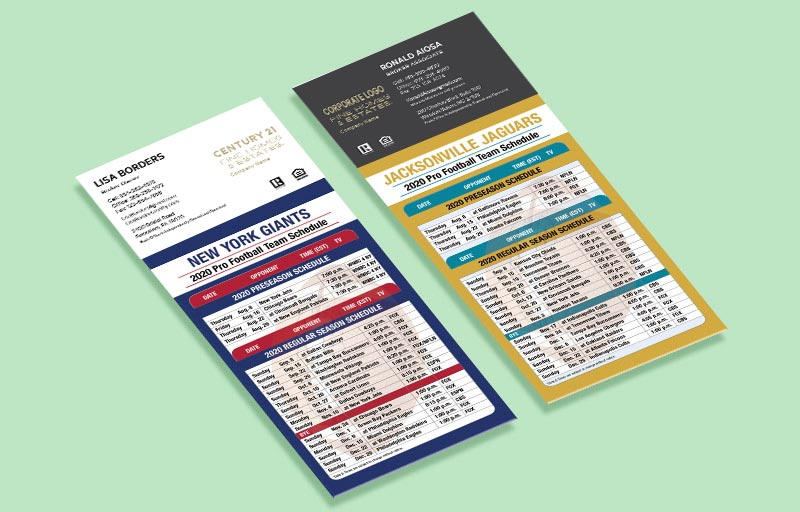 Century 21 Real Estate Business Card Fine Homes Calendar Magnets Without Photo - Century 21  personalized marketing materials | BestPrintBuy.com