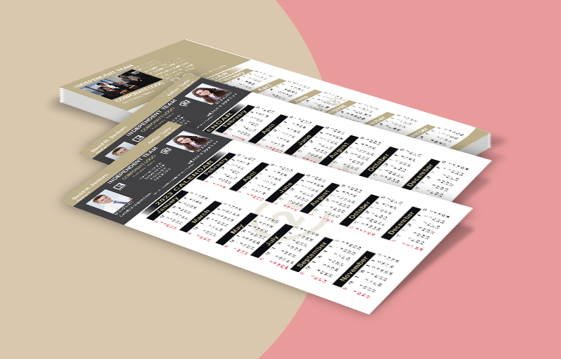 Century 21 Real Estate Business Card Team Calendar Magnets - Century 21  personalized marketing materials | BestPrintBuy.com