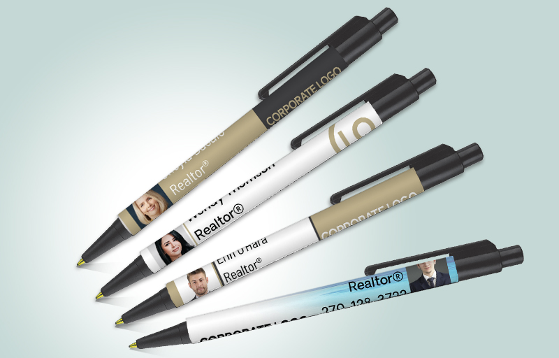 Century 21 Real Estate Colorama Pens - Century 21  promotional products | BestPrintBuy.com