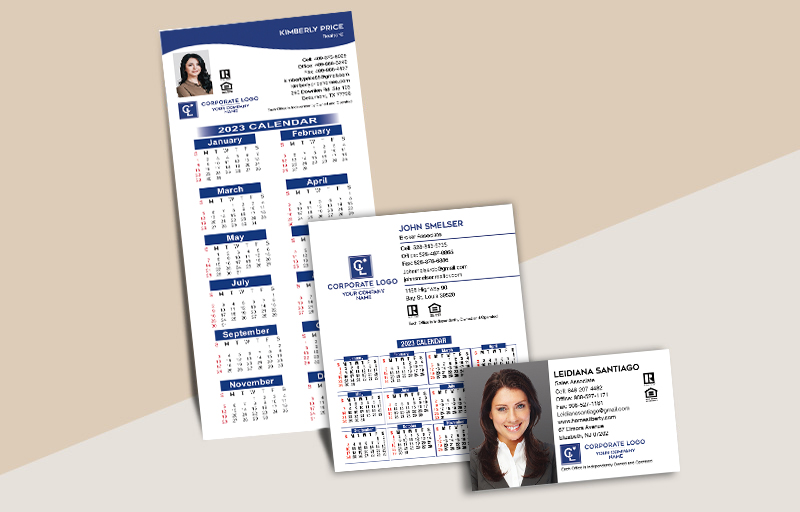 Coldwell Banker Real Estate Business Card Magnets - Coldwell Banker  magnets with photo and contact info | BestPrintBuy.com