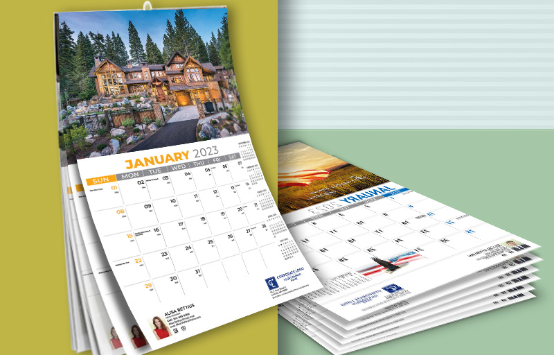 Coldwell Banker Real Estate Wall Calendars - Coldwell Banker 2019 calendars | BestPrintBuy.com
