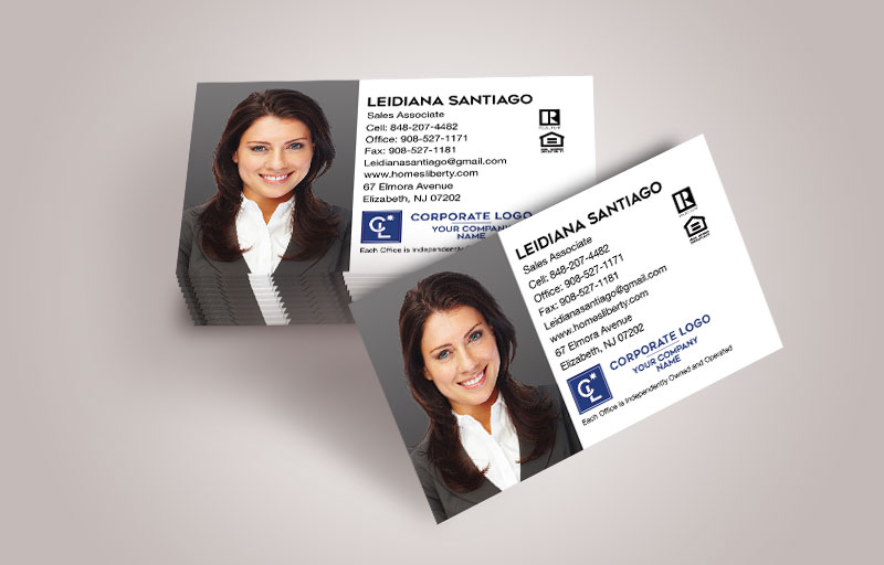 Coldwell Banker Real Estate Business Card Magnets With Photo - Coldwell Banker  personalized marketing materials | BestPrintBuy.com