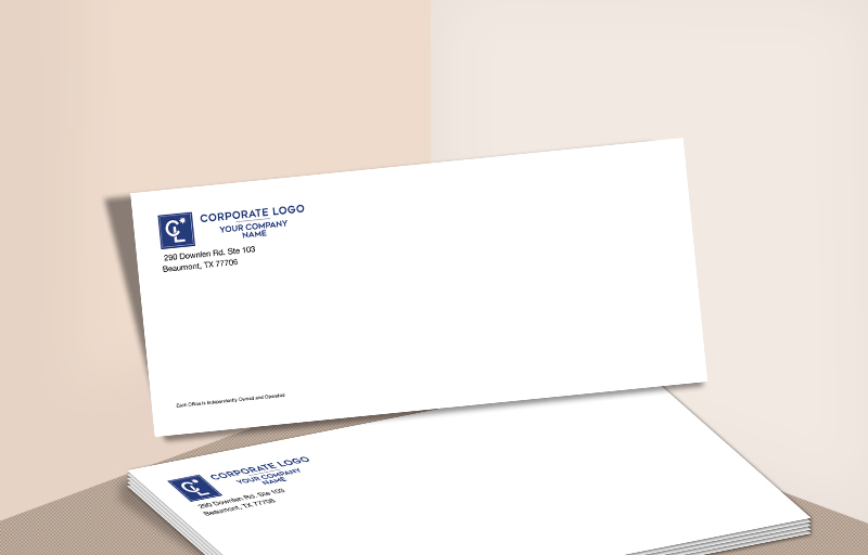 Coldwell Banker Real Estate #10 Office Envelopes - Coldwell Banker - Custom Stationery Templates for Realtors | BestPrintBuy.com