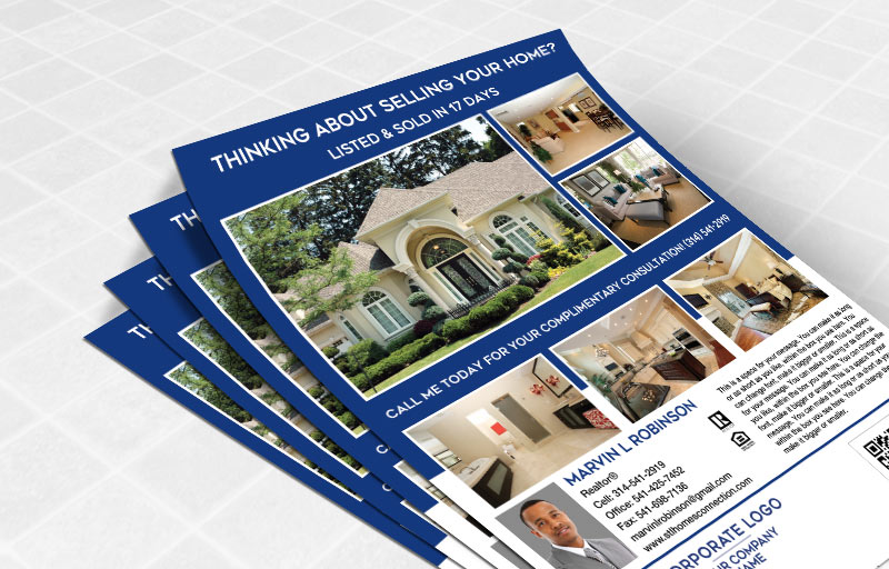 Coldwell Banker Real Estate Flyers And Brochures