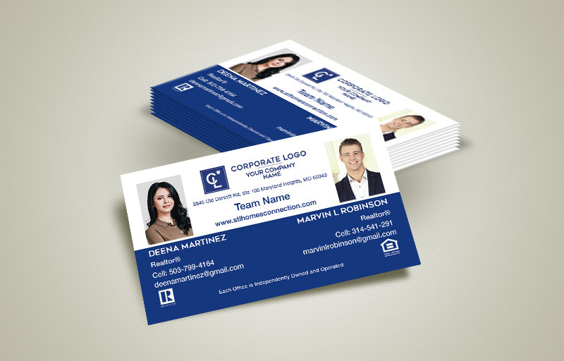 Coldwell Banker Real Estate Team Business Card Magnets - Coldwell Banker  personalized marketing materials | BestPrintBuy.com