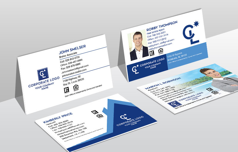 Coldwell Banker Real Estate Ultra Thick Business Cards - Coldwell Banker Thick Stock & Matte Finish Business Cards for Realtors | BestPrintBuy.com