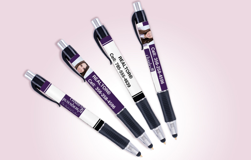 Charles Rutenberg Realty Real Estate Vision Touch Pens - Charles Rutenberg Realty promotional products | BestPrintBuy.com
