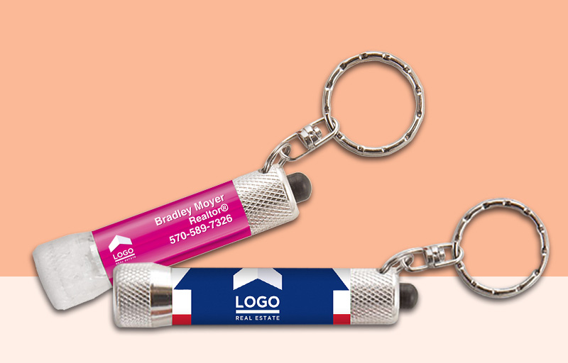 ERA Real Estate Flashlights - ERA Real Estate personalized promotional products | BestPrintBuy.com