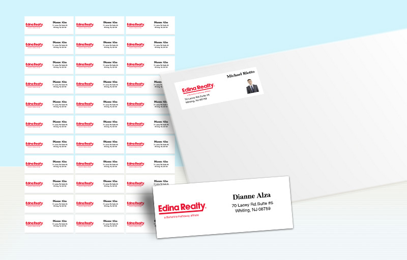 Edina Realty  Return Address Labels - Edina Realty  personalized mailing labels for envelopes | BestPrintBuy.com