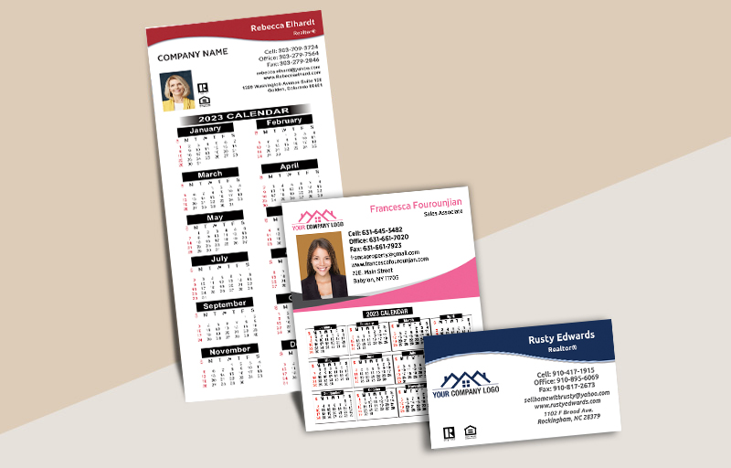 Independent Realtor Real Estate Business Card Magnets - Independent Realtor  magnets with photo and contact info | BestPrintBuy.com