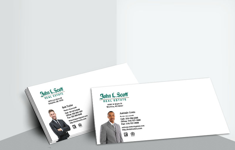 John L. Scott Real Estate #10 Silhouette Envelopes - John L. Scott Real Estate - Custom Stationery Templates for Realtors | BestPrintBuy.com