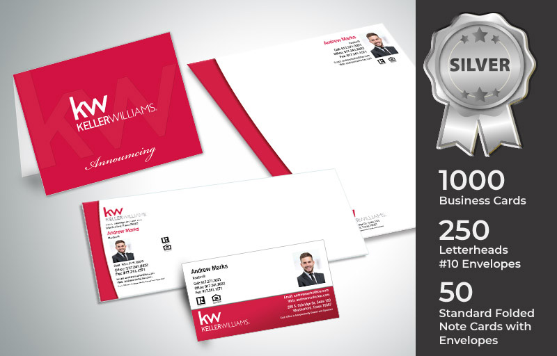 Keller Williams Real Estate Silver Agent Package