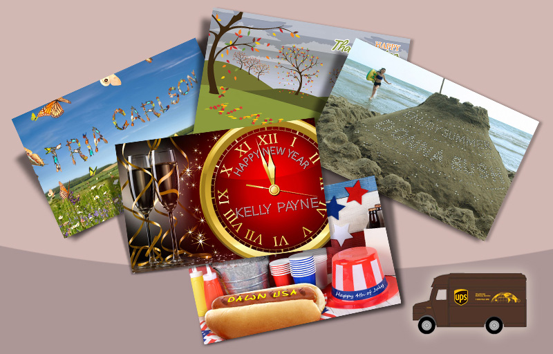 Keller Williams Real Estate WOW! Keep in Touch Postcards - KW approved vendor custom postcard marketing | BestPrintBuy.com