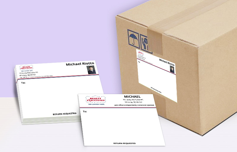 Realty Executives Real Estate Shipping Labels - Realty Executives  personalized mailing labels | BestPrintBuy.com