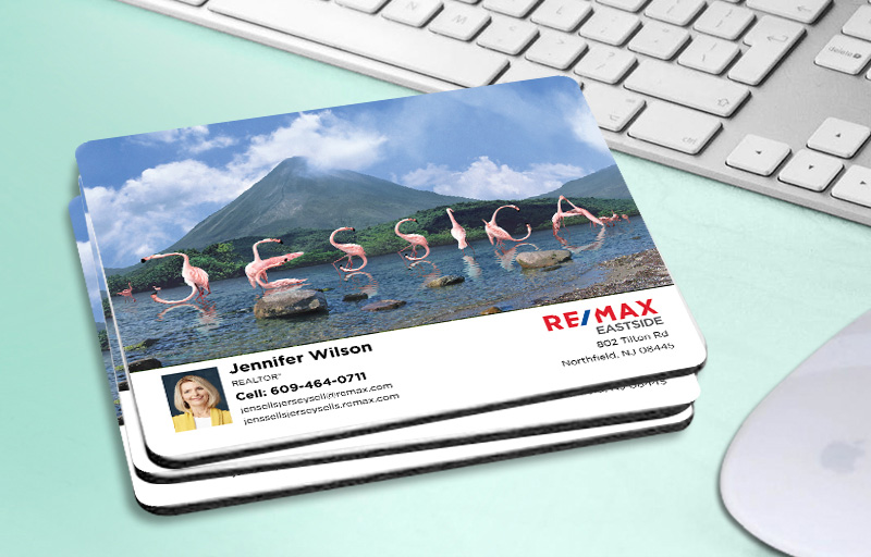 RE/MAX Real Estate WOW! Mouse Pads - RE/MAX custom personalized promotional products | BestPrintBuy.com