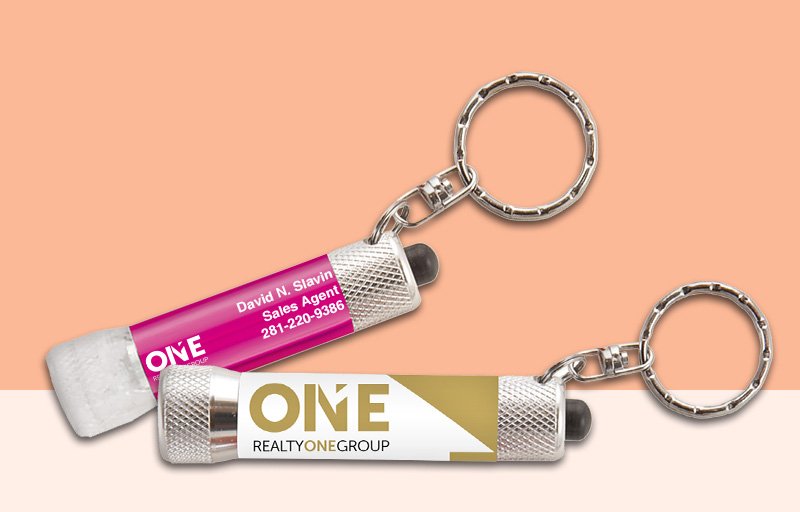Realty One Group Real Estate Flashlights - Realty One Group personalized promotional products | BestPrintBuy.com