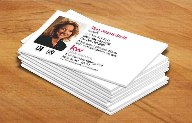 Keller williams business card products colourmoves Gallery