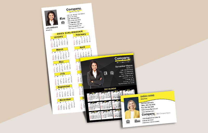 Weichert Real Estate Business Card Magnets - Weichert  magnets with photo and contact info | BestPrintBuy.com