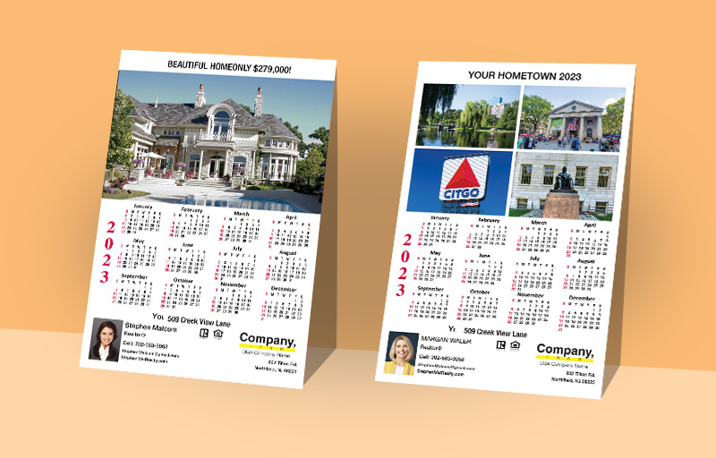 Weichert Real Estate Full Calendar Magnets With Photo Option - Weichert 2019 calendars | BestPrintBuy.com