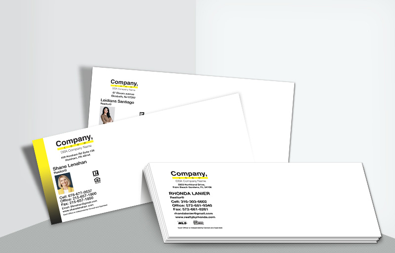 Weichert Real Estate #10 Agent Envelopes - Weichert  - Custom Stationery Templates for Realtors | BestPrintBuy.com