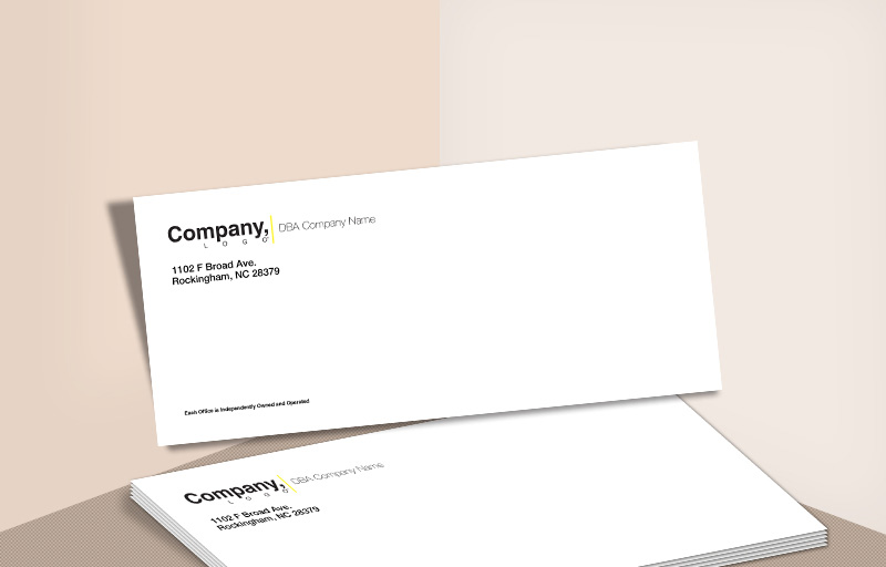 Weichert Real Estate #10 Office Envelopes - Weichert - Custom Stationery Templates for Realtors | BestPrintBuy.com